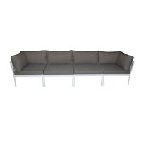 диван из искусственного ротанга Палермо