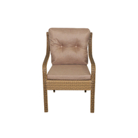 Кресло из искусственного ротанга Ялта