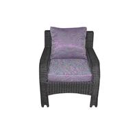 Кресло из искусственного прута Юрмала