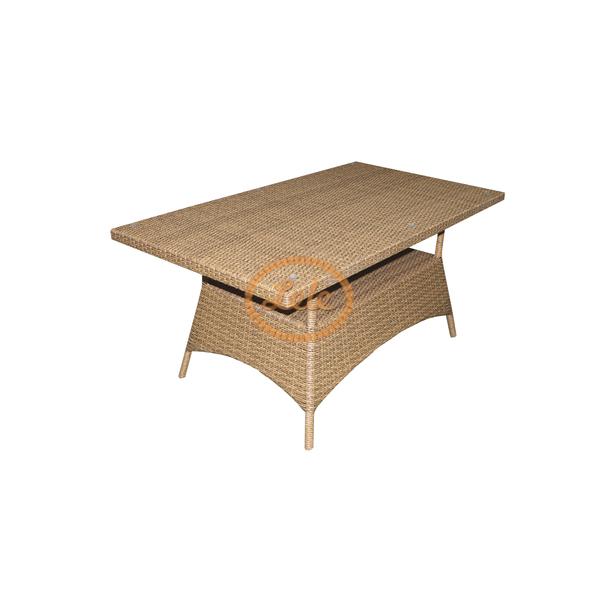 Стол из искусственного ротанга Ялта