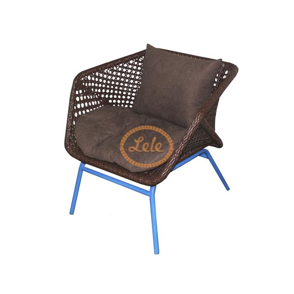 Кресло из искусственного ротанга Калифорния