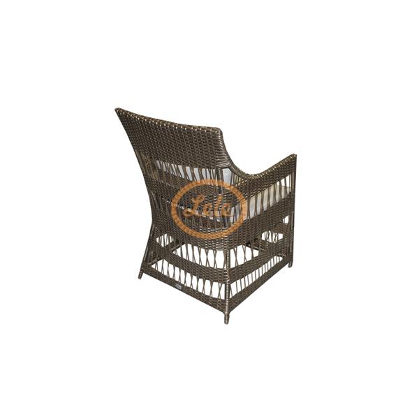 Кресло из искусственного ротанга  Барселона
