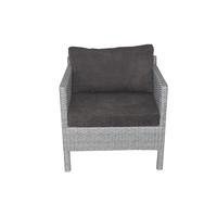 Кресло из искусственного ротанга Кипр