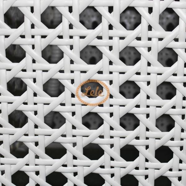 Диван 2х местный из искусственного ротанга Монако в ажурном плетении