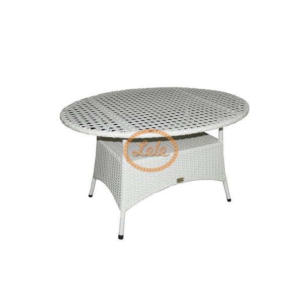 Стол из искусственного ротанга Монако Ажурный