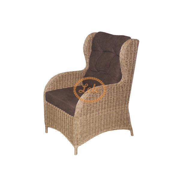 Кресло из искусственного ротанга Фиджи