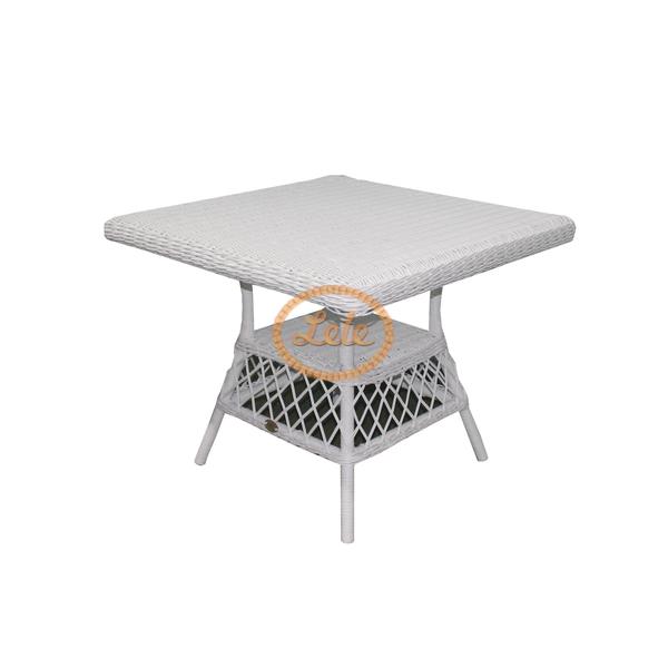 комплект столовый из искусственного прута ГОА
