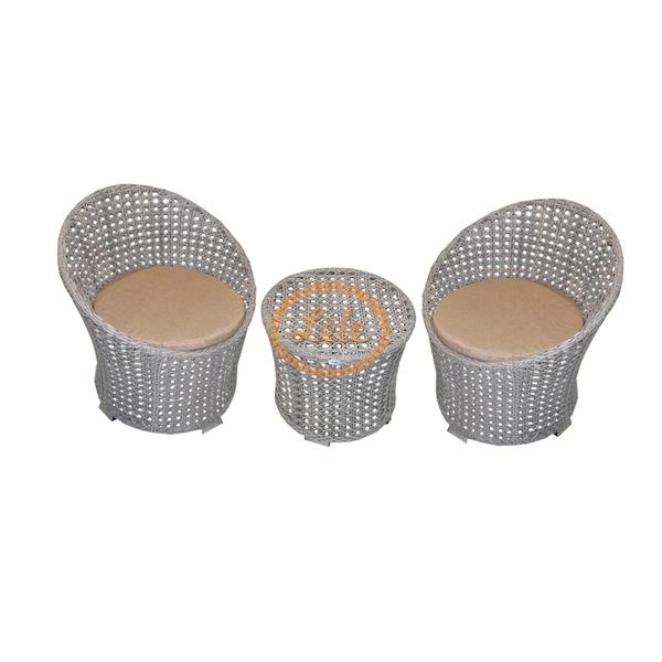 Комплект кофейный из искусственного ротанга Майами