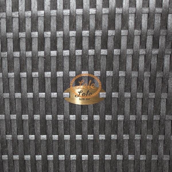 Шезлонг из искусственного ротанга Магри