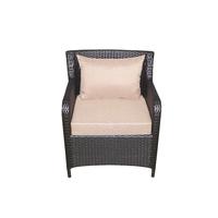 Кресло из искусственного  ротанга Фрателли