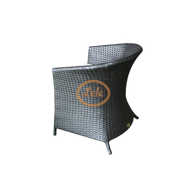 комплект столовый из искусственного ротанга Монако