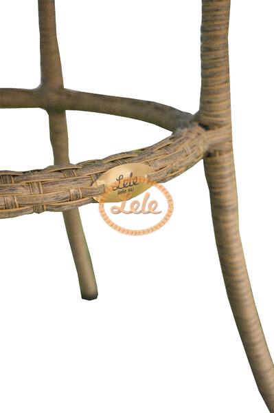 Стол из искусственного ротанга Арбат