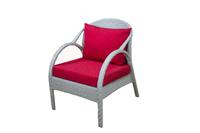 Кресло из искусственного ротанга Прага 68х75х95