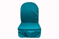 Подушки для качелей зеленый