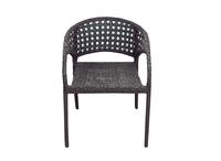 Кресло из искусственного ротанга  Мадрид №2