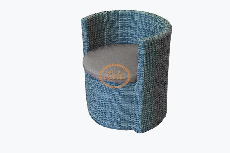 Кресло из искусственного ротанга Гавана